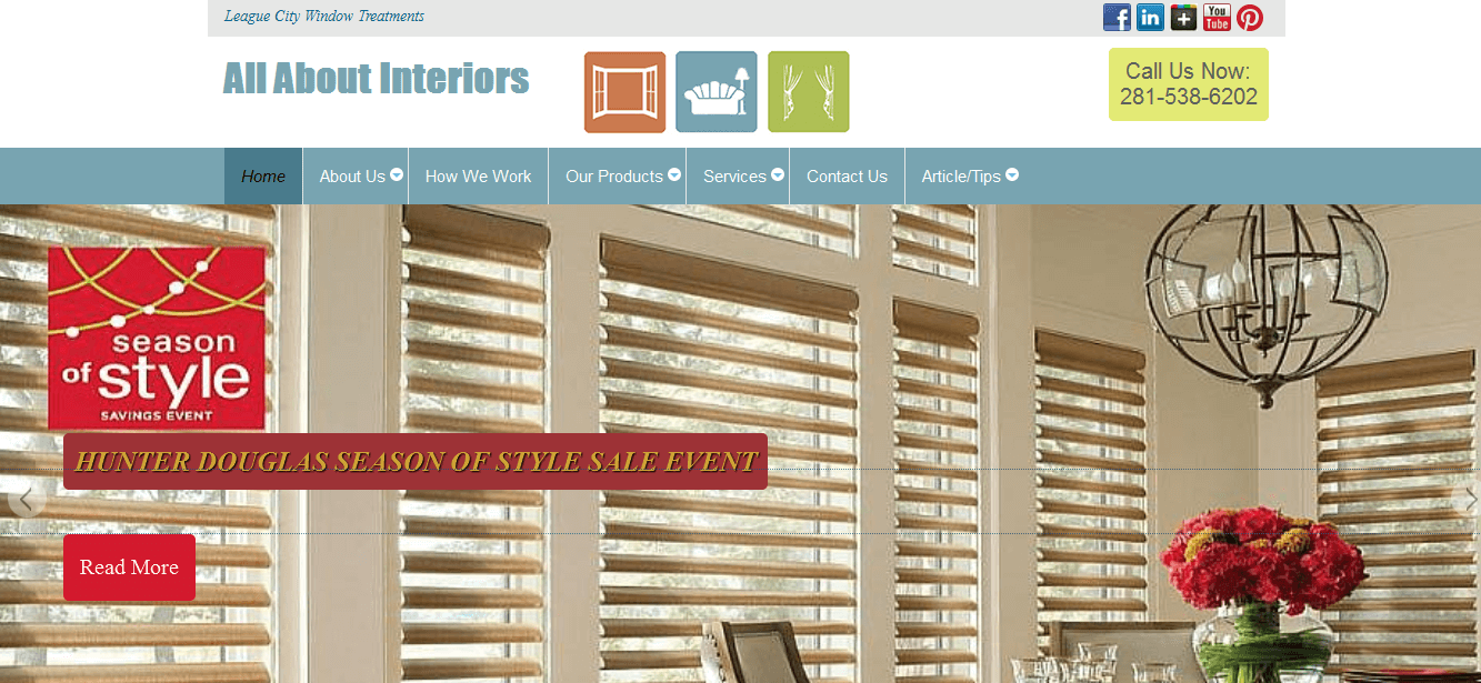 all_about_interiors_web_design_houston_bizboost